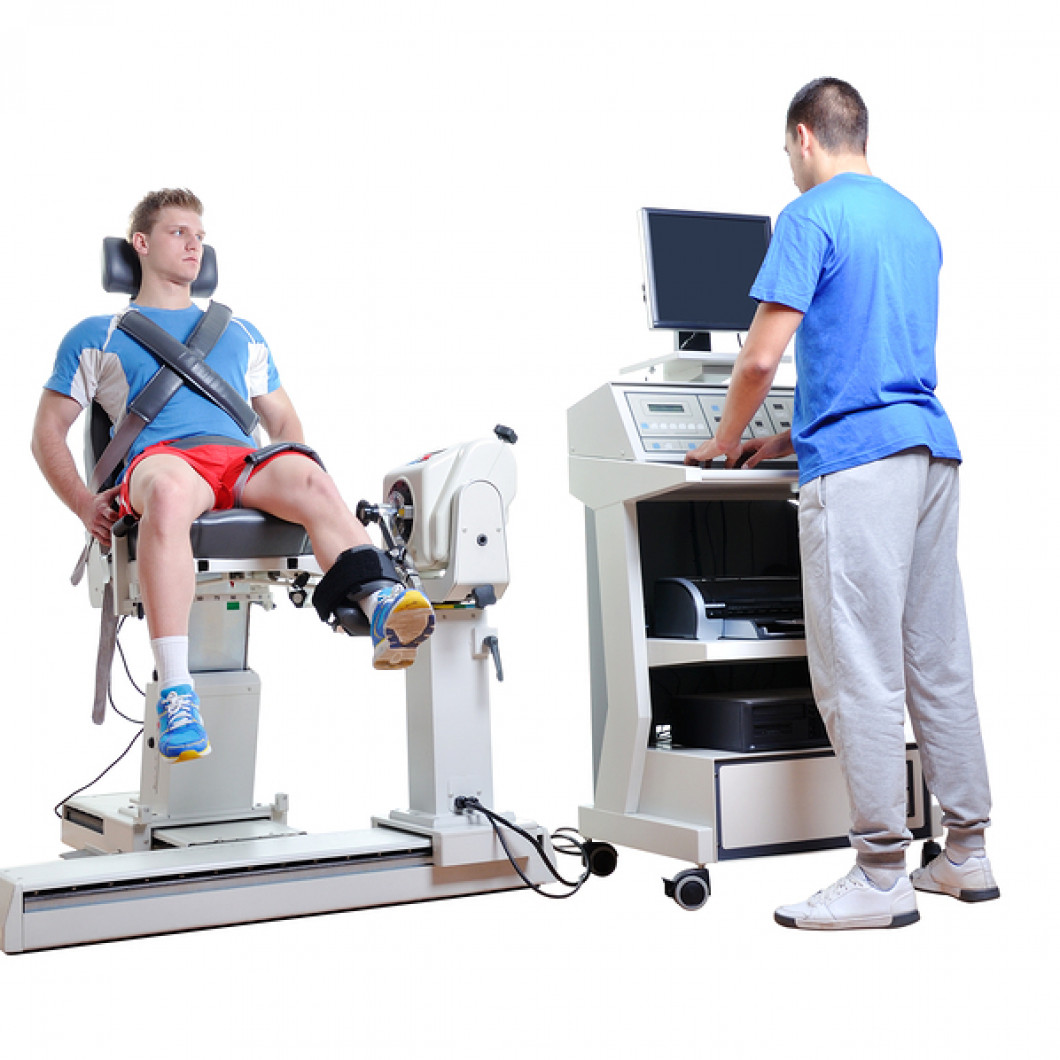 Pre-Hire Isokinetic Testing: